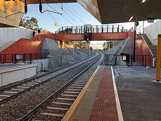 Oaklands railway station