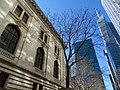 New York Public Library with MetLife Tower - Manhattan - New York City - USA (24405801923).jpg
