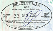 New Zealand Resident Visa Stamp on Australian Travel Document.jpg