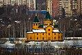 New wooden church on Monchegorskaya Street, Nizhny Novgorod.jpg