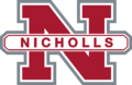 Nicholls State Colonels alternate logo.png