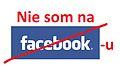 Nie som na Facebooku.jpg