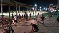 Night Tel Aviv beach sport (14858226007).jpg