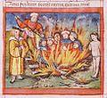 Nikolaus Marschalk fol 103 judenverbrennung sternberg 1492.jpg