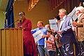 Nina Turner President Our Revolution Political Organization Rally for Bryce Kenosha Wisconsin 10-22-18 4815 (45462480522).jpg