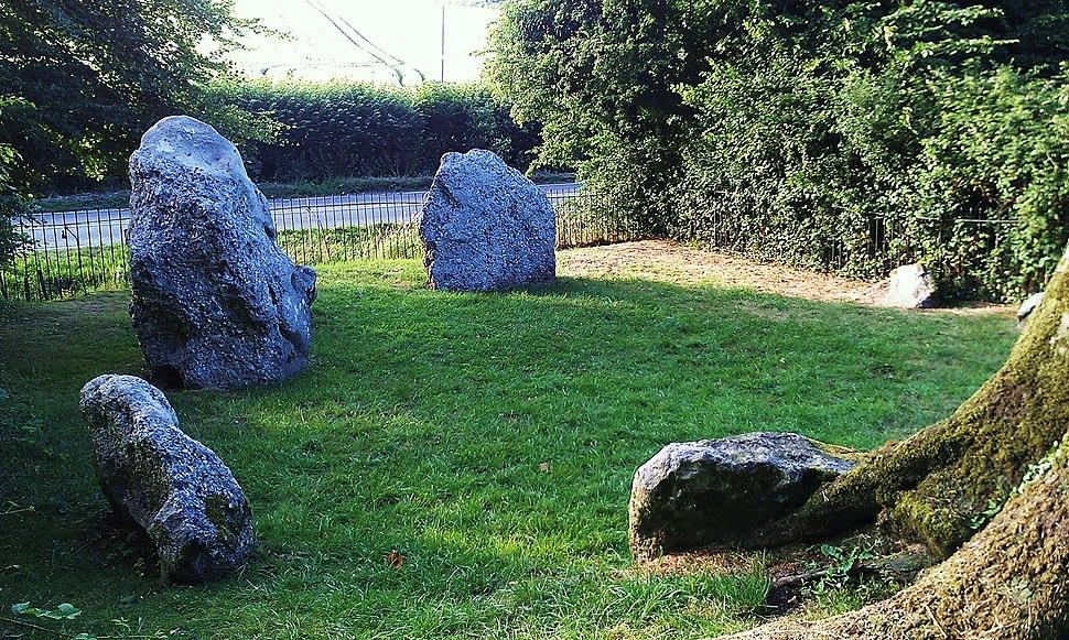 Nine Stones, Dorset