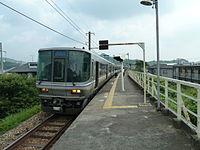 Nishi-Aioi Sta Platform 223srapid.jpg