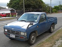 Datsun Truck on nissan sentra 1 6 engine