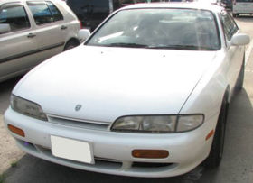 Nissan S14 front.jpg