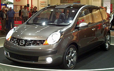 Nissan Note Wikiwand