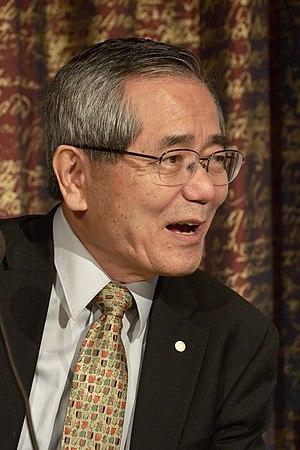 Ei-ichi Negishi - Negishi in 2010