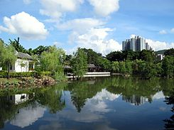 North District Park Lake 201207.jpg