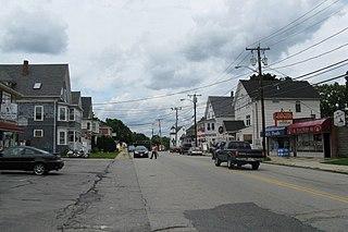 North Uxbridge, Massachusetts Village in Massachusetts, United States
