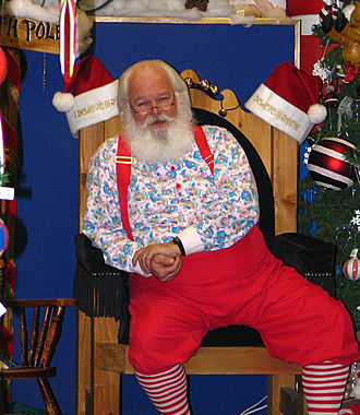 North Pole, Alaska - The Santa Claus of North Pole, Alaska