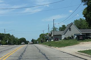 Northport, Waupaca County, Wisconsin Census-designated place in Wisconsin, United States