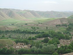 A veelage in Badghis
