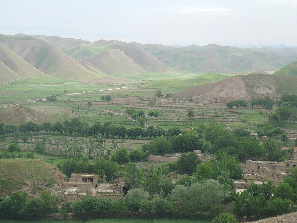 Northwestern Afghanistan