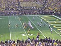 Northwestern vs. Michigan football 2012 13 (Michigan on offense).jpg