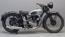 Norton Model 50 uit 1936