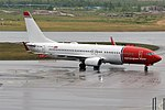 Norwegian, EI-FJM, Boeing 737-8JP (33058017455) (2).jpg