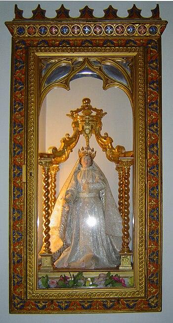 Photos prises à Notre-Dame du Laus