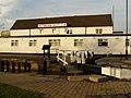 Nottingham Yacht club at Cranfleet Lock - geograph.org.uk - 1090634.jpg