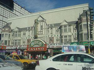 O'Sheas Casino - O'Sheas Casino in 2011