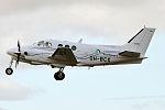 OH-BCX, Beechcraft C90 King Air (17512831479).jpg