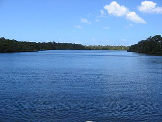 Blackwood River - View of Blackwood River