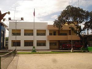 Oas, Albay - Municipal Hall