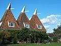 Oast House, Dairy Lane, Chainhurst - geograph.org.uk - 1101817.jpg