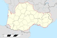 Ax 3 Domaines is located in Occitània