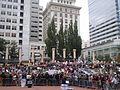 Occupy Portland (2011), Pioneer.jpg