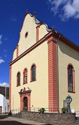 Ockenheim St. Peter und Paul 20100824