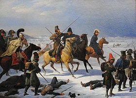 French retreat from Moscow 1812