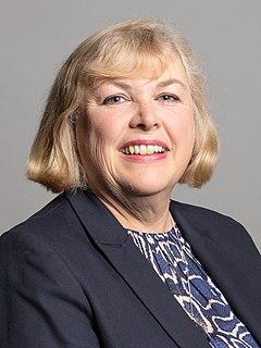 Jane Hunt (politician) British Conservative politician