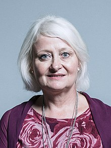 Official portrait of Siobhain McDonagh crop 2.jpg