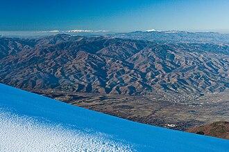 Ograzhden (mountain) - Image: Ograzden IMG 4585