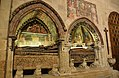 Old Cathedral of Salamanca, 13th century tomb in the south transept (2) (29388712576).jpg
