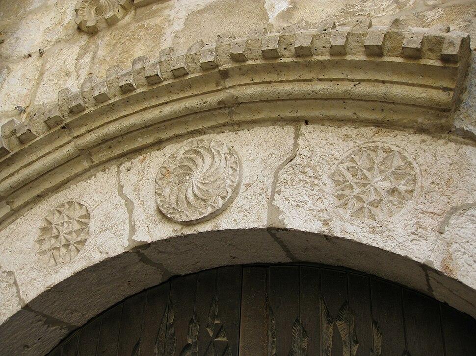 Old Jerusalem Eliahu HaNavi Synagogue Detail