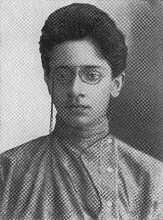 Yakov Sverdlov - Yakov Sverdlov in 1904