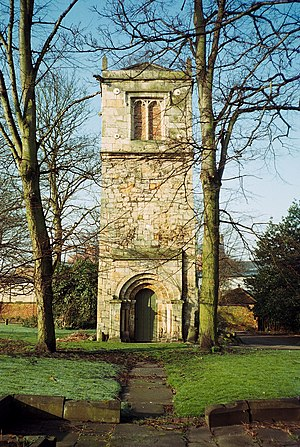 St Lawrence's Church, York - The Old Tower