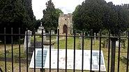 Old St Margaret's Churchyard, Lee