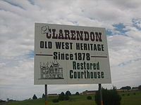 Old West sign IMG 0653.JPG