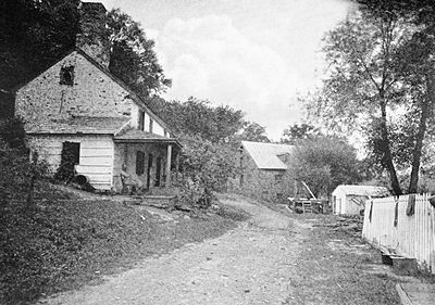 Old mill and millers cottage - Audubon.jpg