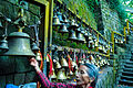 Old mother and the old bells.JPG