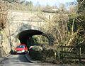 Old railway bridge, Lower Writhlington - geograph.org.uk - 700857.jpg