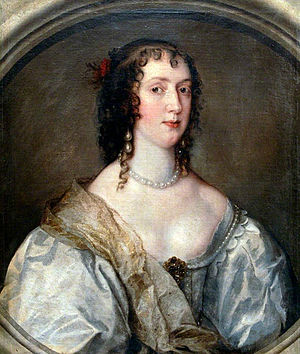 Art UK - The Your Paintings website facilitated the discovery of this previously unknown portrait of Olivia Boteler Porter painted by Anthony van Dyck.