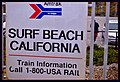 One of a series of photos taken from the Pacific Surfliner at Surf Amtrak station in California - panoramio (3).jpg