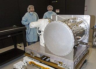 OPALS - OPALS under construction Image credit JPL/Caltech